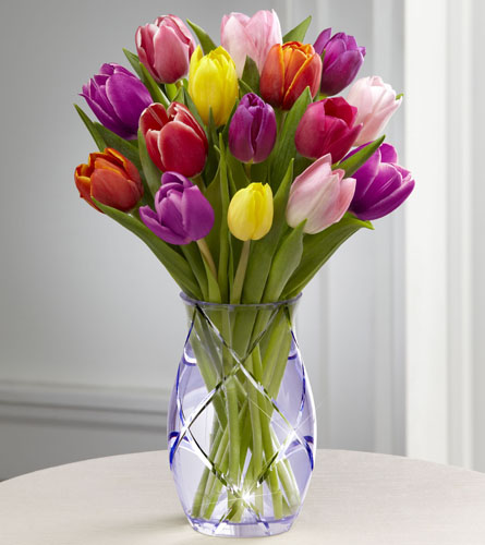 Spring Tulip Arrangement by Better Homes & Gardens