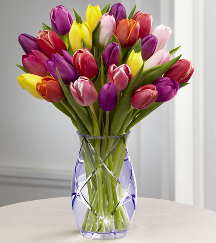 Premium Spring Tulip Bouquet by Better Homes & Gardens