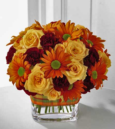 FTD's Golden Autumn Bouquet
