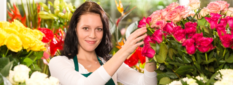 The Flower Shop Canada Sales Clerk